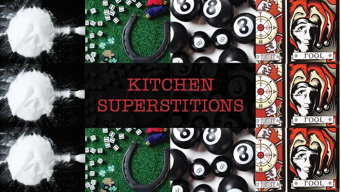 Kitchen superstitions bite me more blog for 13 table superstition